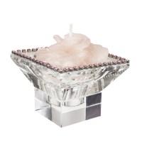 Rhinestones Candle Holder Wedding Gifts I5thavstore