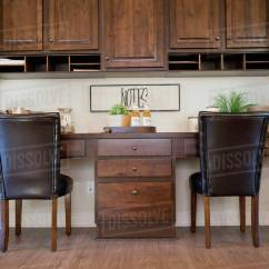 At Home Chairs Chair Covers Argos Study Table With Brown Cabinets Stock Photo