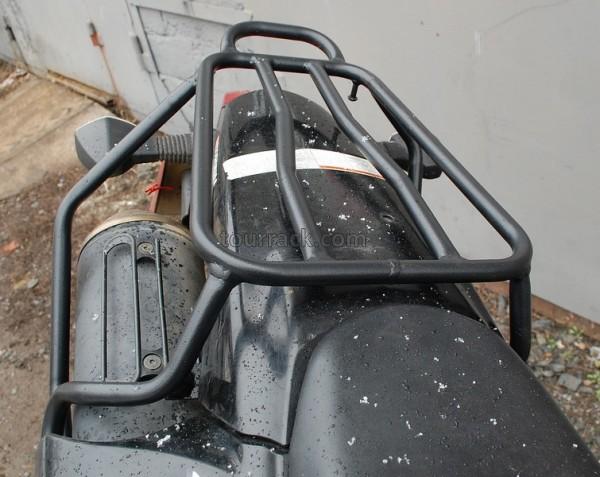 luggage rack for kawasaki klx400 sr