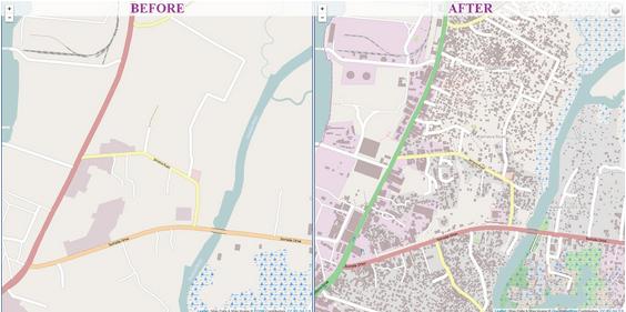 Monrovia OSM pre-Ebola