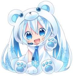 kawaii anime neko chibi sign liked users