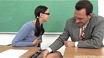 Bokep nerdy girl bonked by her teacher