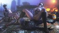 Bokep Resident Evil Porn