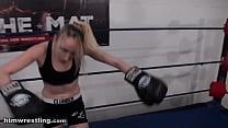 Boxing Girl Beaten Maledom