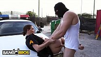 Bokep BANGBROS - Busty Miami Police Officer Lays Down The Law On A Bad Dude