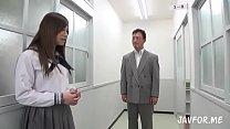 Bokep Japan teen blowjob