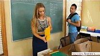 Bokep Big tits teacher Nicole Aniston