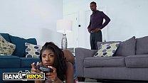 Bokep BANGBROS - Ebony Gamer Anne Amari Sucks Dick While Playing Video Games