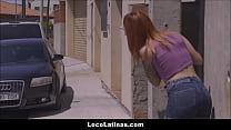 Hot Spanish Redhead Teen Latina Fucked