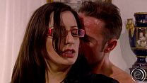 Bokep David and Sensual Jane have a good time in the office