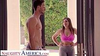 Bokep Jenna (Ella Knox) has hot sex and shows off her big tits