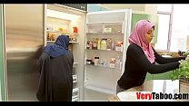Bokep Sexy Hijab Babe Gets Fucked Hard By Her Stepdad