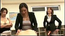 Bokep Three teachers fucking japanese guy
