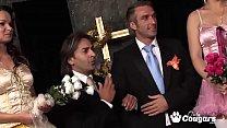 Bokep Jeny Baby And Kaia Kane Have A Wild Wedding Orgy
