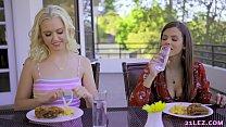 Keisha Grey and Chloe Cherry at Webyoung