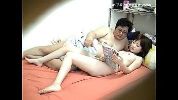 Cute Asian BANGED