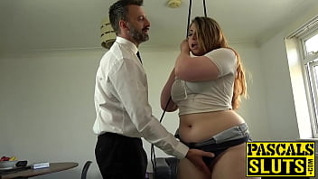 Bokep Curvy stunner pussy hammered roughly