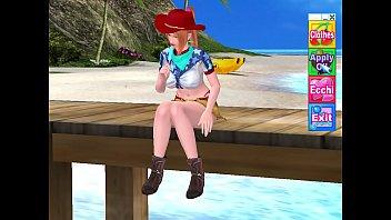 Sexy Beach 3 Gameplay - Hentai Game