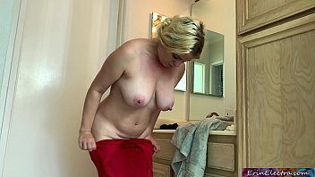 Bokep New wife cheats and fucks her stepson while her husband is in the shower