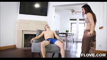 Porno Young Petite Teen Stepsister & Bffs Fuck Stepbrother While He Sleeps POV