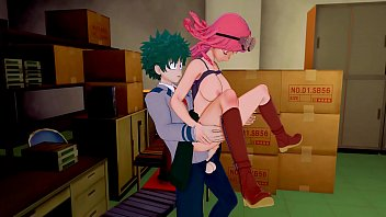 Mei's New Invention Helps Izuku Experience New Things