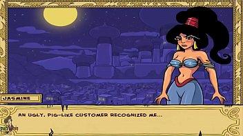 Akabur's Disney's Aladdin Princess Trainer princess jasmine 15