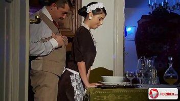 Bokep Maid sexually indulges his master