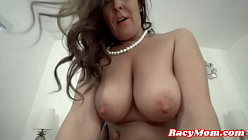 Mommy Loves her Son's Cock