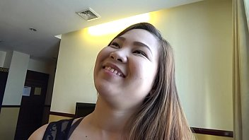 chubby asian prostitute fucked in a hotel room