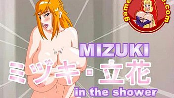 Meet And Fuck - Mizuki in the Shower