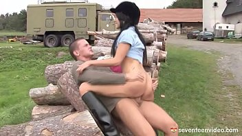Bokep Angelica Fucks Her Riding Instructor