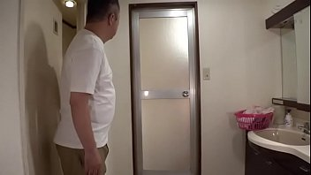 2 Cute Young Jav Daughter Creampie by Father