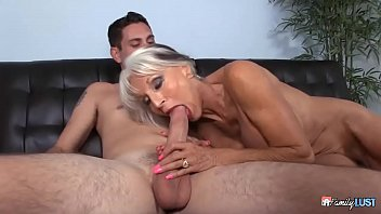 """Bokep Old MILF seduces her """"grandson"""""""