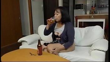 asian mother fucks her son