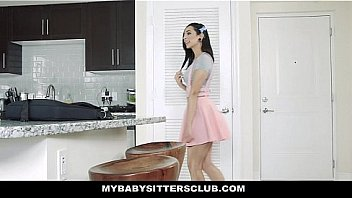 My b. Sitters Club - Cute b. sitter (Malina Mars) Getting Laid At Work