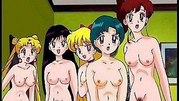 Young Sailormoon lesbian hentai