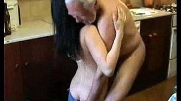 XXX Porn grandad force fucks granddaughter