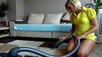 vacuum cleaner masturbation session