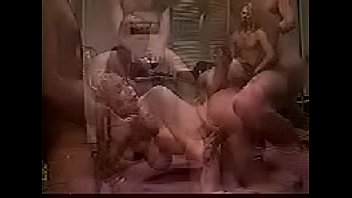 Blonde Gangbang from the 90's.