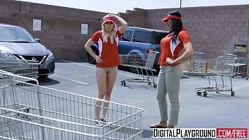 Bokep DigitalPlayground - Broke College 2 Episode 4 Trisha Parks and Preston Parker
