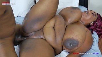 big boob bbw taking big cock on BBWHighway