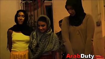 Soldiers Fuck Arab Whores In Arabian Brothel