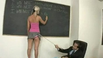 Bokep school girl gets fucked by teacher