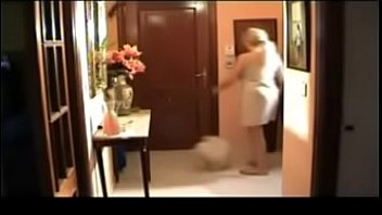 Bokep Cheating Wife Wants the Package of the Mailman on her Pussy