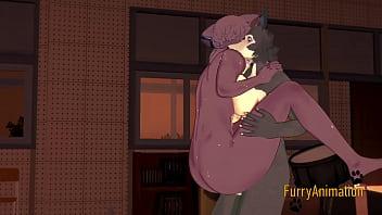 Beastars Hentai - Juno And Legosi having sex