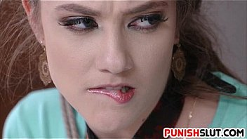 Bokep Samantha Hayes bound and fucked strong in her pussy