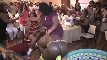 Black and White BBW enjoys a Girls Night Out with Huge Dick Flight 69