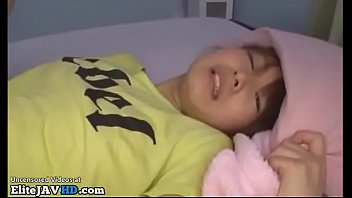 Sleep Japanese Girl. Can someone please help me find who she is or the code for the video?