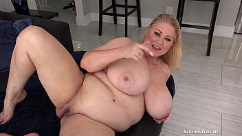 Sam Loves to show off her huge tits , and loves some big dick!