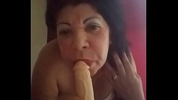 Bokep Licking toy